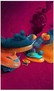 3D Abstract Art Wallpaper - WallpaperSafari