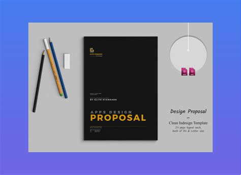 business  top graphic design branding project proposal