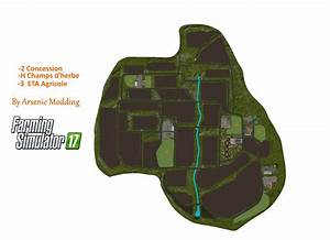 Fs17 Petite Map : un petit coin de campagne v2 0 fs17 farming simulator 17 mod fs 2017 mod ~ Medecine-chirurgie-esthetiques.com Avis de Voitures