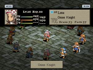 Final Fantasy Tactics 13 13037 Patch News Mod DB