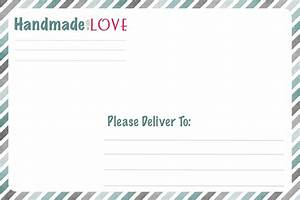 free christmas return address labels template With hp shipping label template