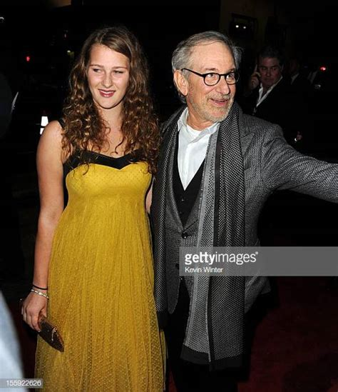 Destry Allyn Spielberg Photos and Premium High Res ...
