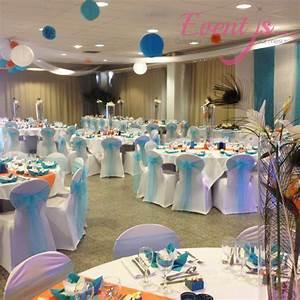 mariage ambiance exotique event is decoration mariage With association de couleurs avec le bleu 9 decoration de table ete table fete mariage et
