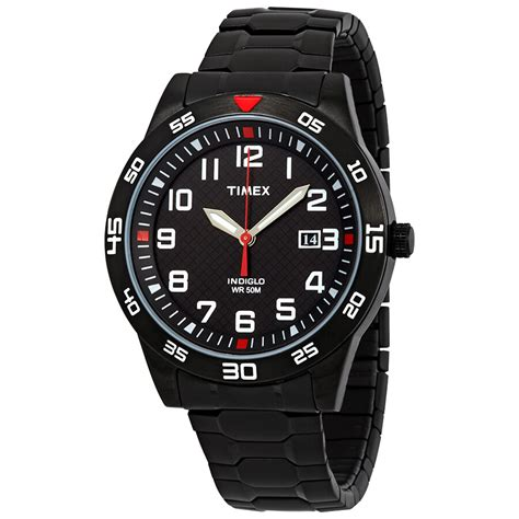 Timex Fieldstone Black Dial Men's Watch TW2P61600 ...