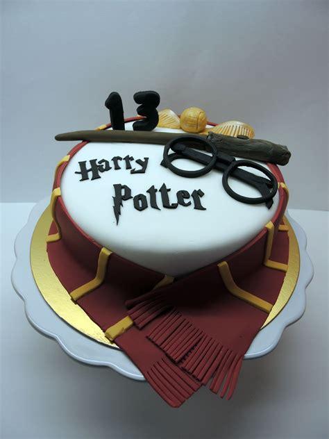 gateau harry potter cake design pinterest gateau