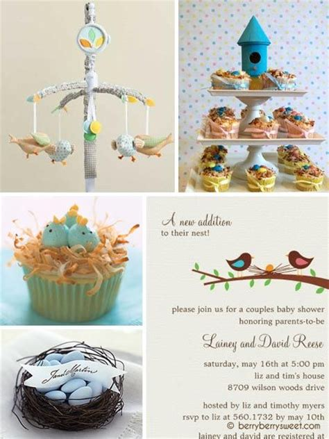 baby shower bird theme 1000 images about bird themed baby shower on