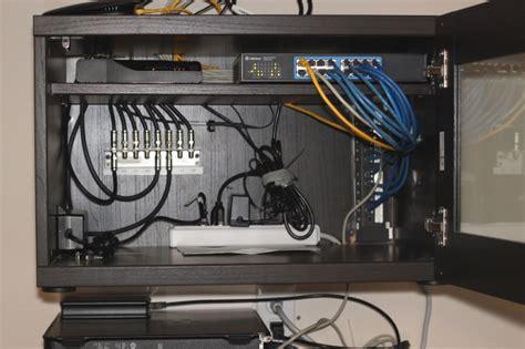 Home Network Wiring Cabinet  Ikea Hackers  Ikea Hackers