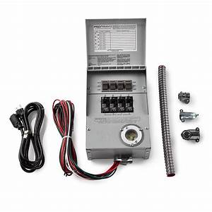 Yeti Home Integration Kit    Manual Transfer Switch