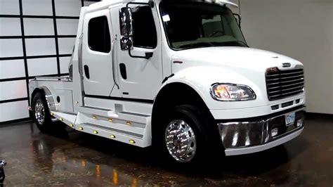 18 wheeler volvo trucks for sale 2007 freightliner sportchassis ranch hauler luxury 5th