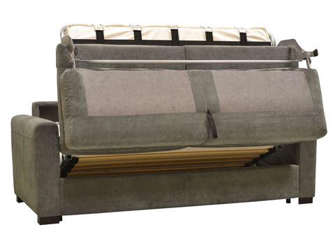 canap 233 convertible 2 5 places en tissu soflit 2 coloris