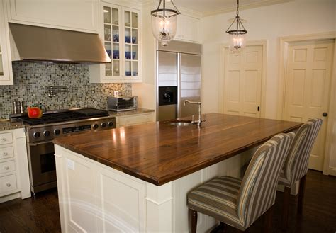 For Kitchen Counter by Wooden Kitchen Countertops For A Trendy Look