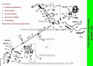 Stihl Fs45 Parts Diagram