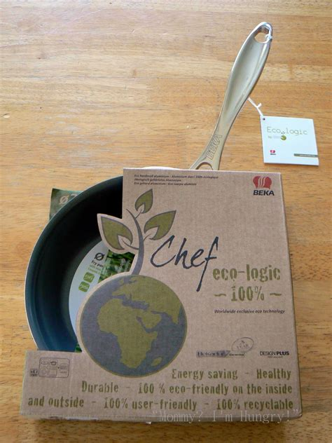 mih product reviews giveaways beka chef eco logic green cookware review