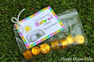 free printable easter treat tag happy home