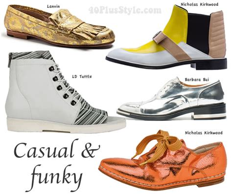 Flat Shoe Trends For Spring And Summer 2014