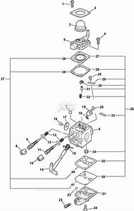Echo Pb-60ht Parts Diagram For Carburetor