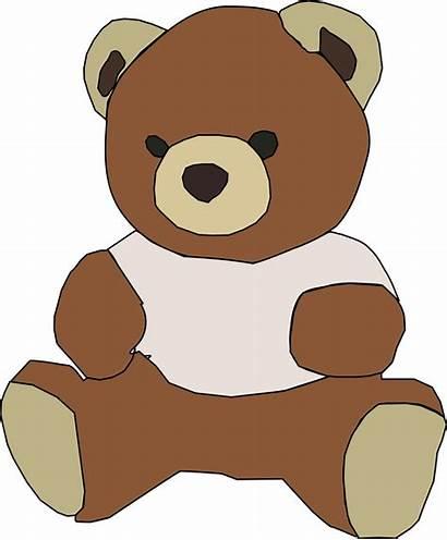 Teddy Bear Clipart 2694 Svg