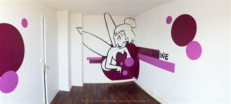 chambre fee chambre fille fée clochette idées de décoration et de