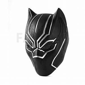 Black Panther Marvel Mask