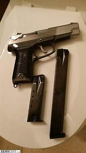 ARMSLIST - For Sale: Nice Ruger 9mm. 30 round extended ...