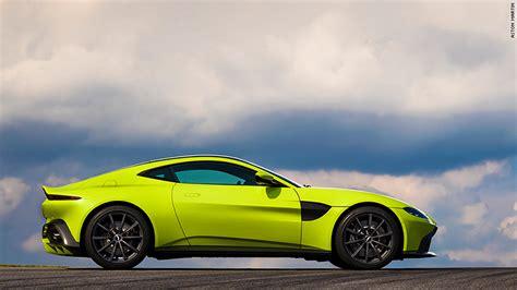 Entry Level Aston Martin by Aston Martin Reveals All New 503 Horsepower Entry Level