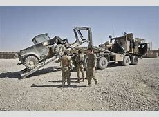 British troops in Afghanistan close Camp Bastion patrol