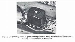 72 Super Beetle Alternator Wiring Diagram