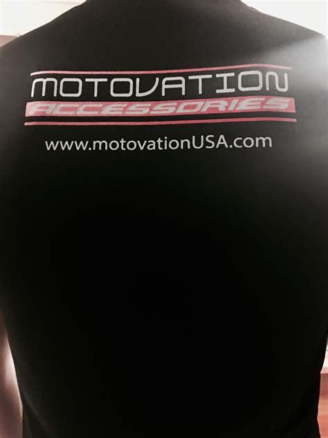 motovation performance  shirt tee