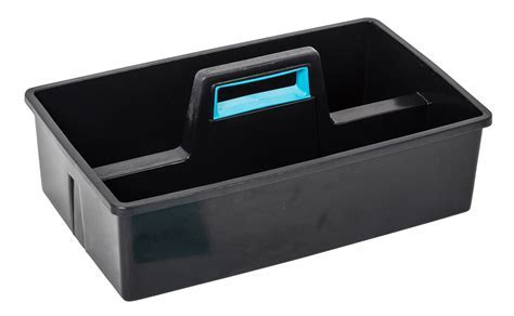 Black Carry Caddy from Storage Box