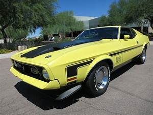 1971 FORD MUSTANG MACH 1 FASTBACK - 177468