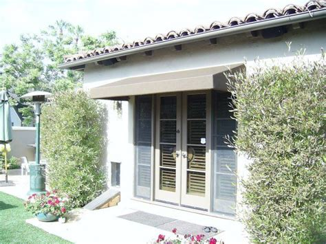 french door awning images awning  french doors sun  rain protection french doors