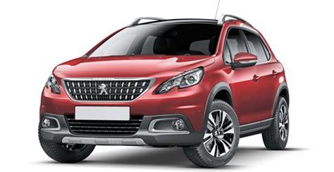 Listino Peugeot 2008 Prezzo  Scheda Tecnica Consumi