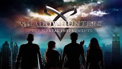 Shadowhunters Hunt Ruelle Theme