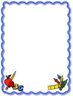 printable school borders    clipartmag