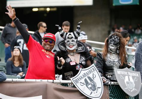 2018 nfl weekly league schedule Raiders vs. 49ers: Security stepped up at Levi's Stadium
