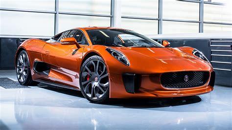Jaguar C-x75 007 Spectre (2015) Wallpapers And Hd Images