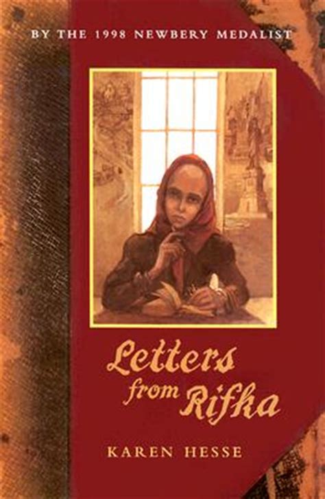 letters from rifka hesse genius at work librarypoint