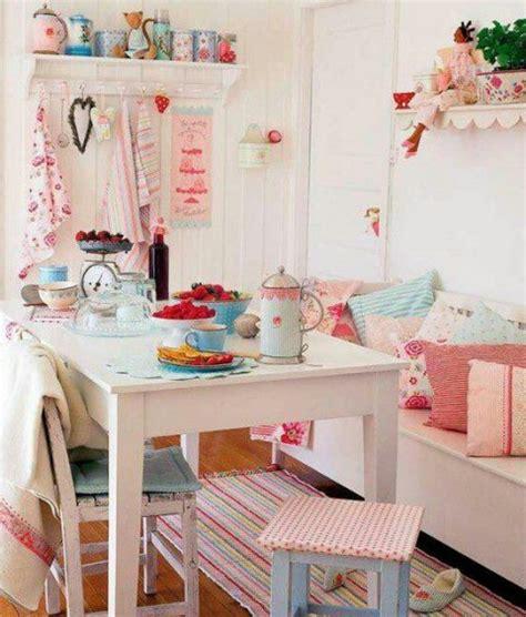 decorar la cocina en tonos pastel decorar hogar