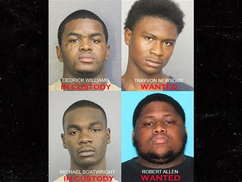 Four Men Indicted By Grand Jury For The Murder Of