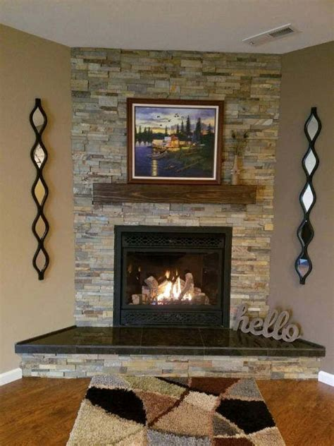 fireplace mantel long   tall   deep reclaimed