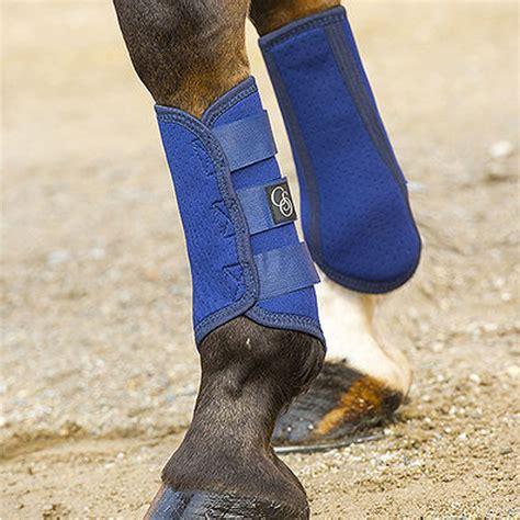 boots tendon horse elastic