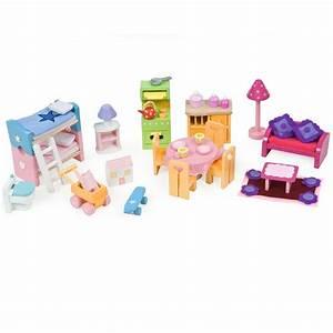 Le Toy Van Premier Set De Meubles De Luxe ME039 Pirum