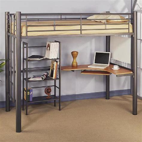 desk under bed ikea full loft bed with desk ikea