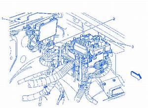 Chevrolet Silverado 5 3 P1125 2003 Engine Electrical Circuit Wiring Diagram  U00bb Carfusebox