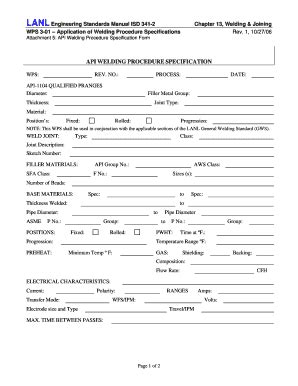 30 Printable Specifications Sample Forms and Templates