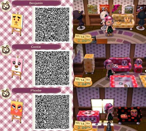 Animal Crossing New Leaf Wallpaper Qr Codes - 86 best images about animal crossing new leaf qr codes