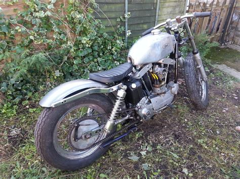 Harley Davidson Magneto Ironhead Sportster Custom Chopper