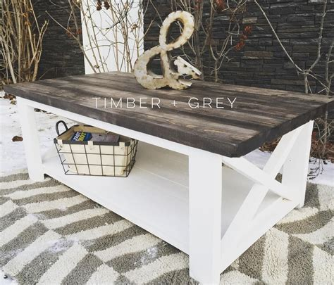 farm style coffee table rustic coffee table ana white diy coffee table
