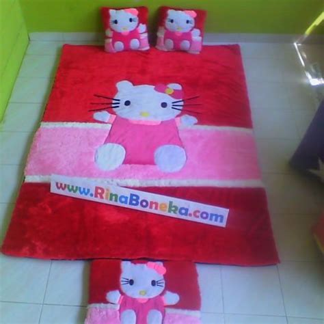 Karpet Karakter 1 Set karpet bulu karakter harga karpet bulu rasfur jual