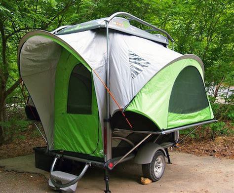 lightweight folding pop  campers